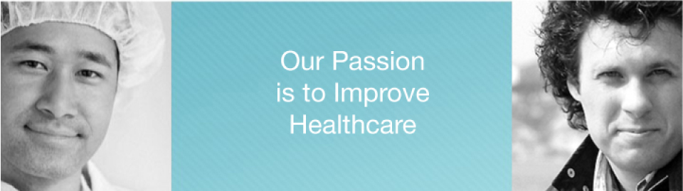 Our Passion is to Improve Healthcare
