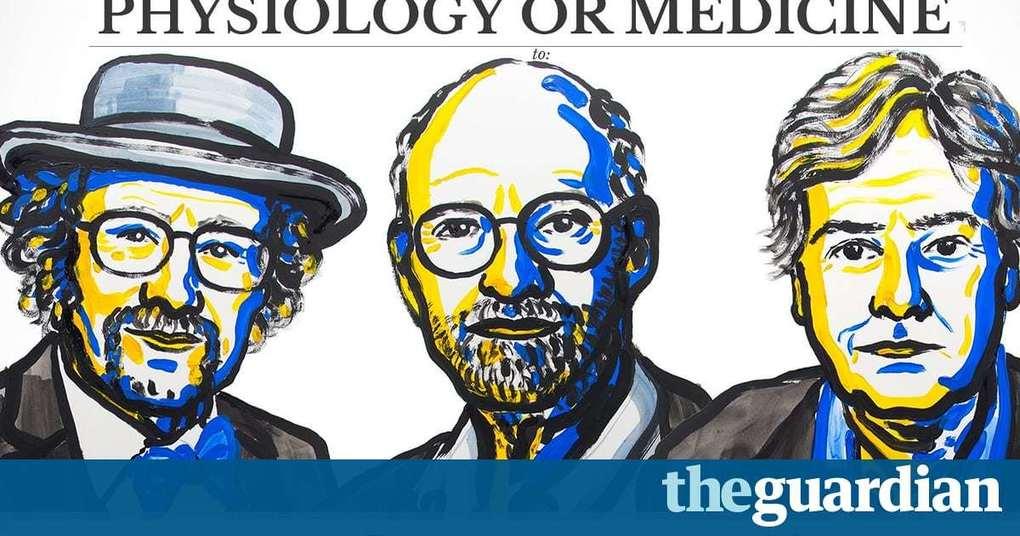 Nobel prize for medicine awarded for insights into internal biological clock